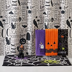 celebrate together halloween bath accessories collection