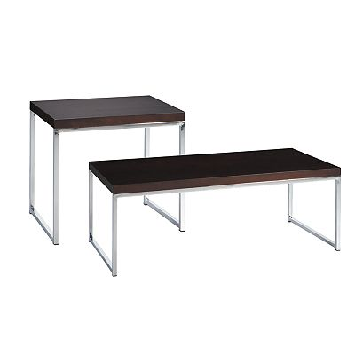 Office Star Products Avenue Six Wall Street Tables
