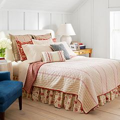 Chaps Home New Canaan Coverlet Collection