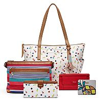 Relic Fruity Striped Handbag Collection