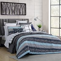 VCNY Fractal Clairebella Comforter Collection