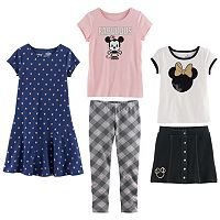 Disney's Minnie Mouse Toddler Girl Mix & Match Outfits by Jumping Beans®