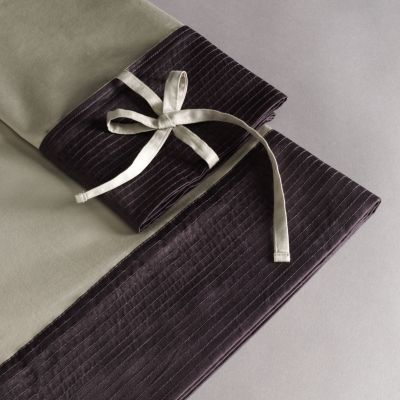 Kohls Vera Wang Bedding on Simply Vera Vera Wang 400 Thread Count Linear Plaid Sheet Set