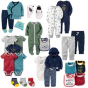 Baby Boy Carter's Little Monster Mix & Match Collection