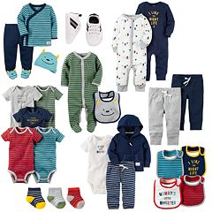 Baby Boy Carter's Little Monster Mix & Match Collection