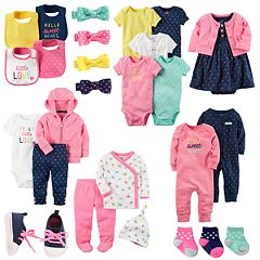 Baby Girl Carter's Little Sweetheart Mix & Match Collection