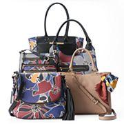 Apt. 9® Fall Floral Handbag Collection
