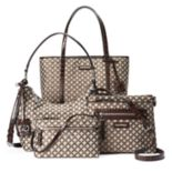 Dana Buchman Jacquard Handbag Collection