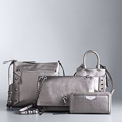 Simply Vera Vera Wang Metallic Handbag Collection