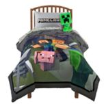 Minecraft Comforter Collection