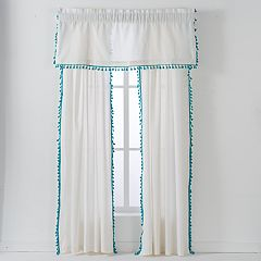 Lush Decor Tassel Window Treatments