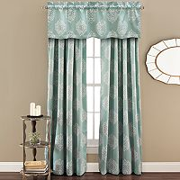Lush Decor Sophie Window Treatment Collection