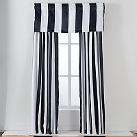 Lush Decor Wilbur Window Treatment Collection