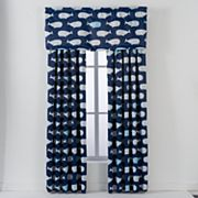 Half Moon Whale Window Treatments