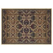 Couristan Royal Plume Floral Rug