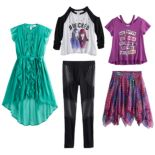 Disney D-Signed Descendants 2 Mix & Match Outfits