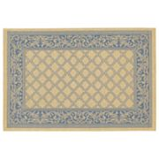 Couristan Garden Lattice Vine Rug