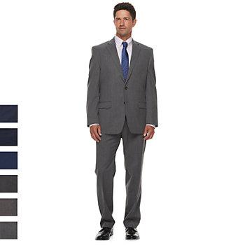 Men's Chaps Performance Series Classic-Fit Stretch Suit Separates