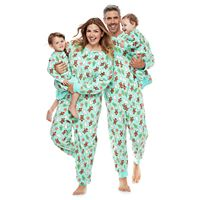 Jammies For Your Families Holiday Cookies Pajamas