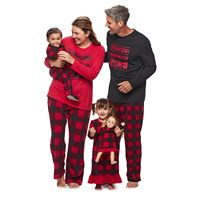 Jammies For Your Families Buffalo Plaid Pajamas