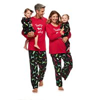 Jammies For Your Families Holiday Dog Pajamas