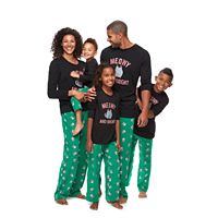Jammies For Your Families Holiday Cat Pajamas