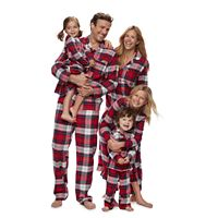 Jammies For Your Families Plaid Flannel Pajamas
