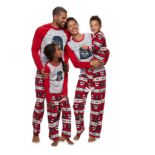 Jammies For Your Families Star Wars Darth Vader & Stormtrooper Fairisle Pajamas