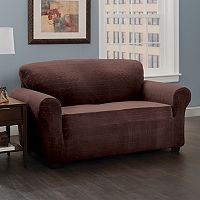 Stretch Sensations Basketweave Slipcover Collection