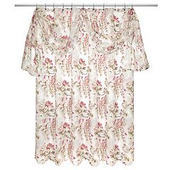 Popular Bath Secret Garden Shower Curtain Collection