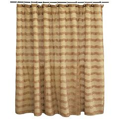 brown and orange shower curtain. Popular Bath Chateau Shower Curtain Collection Brown Curtains Bathroom  Bed Kohl s