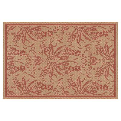 Couristan Garden Cottage Floral Rug