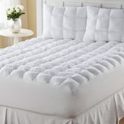 Perfect Fit Down-Alternative Mattress Pad
