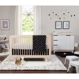 Babyletto Tuxedo Monochrome Nursery Coordinates