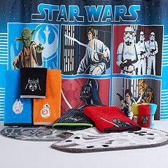 Star Wars Shower Curtain Collection