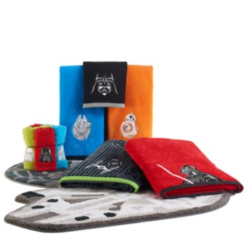Star Wars Bath Towel Collection