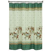 Bacova Boho Shower Curtain Collection
