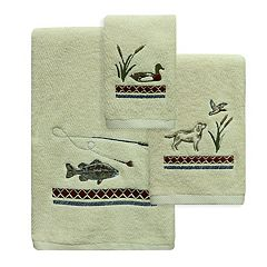 Bacova Live Love Lake Bath Towel Collection