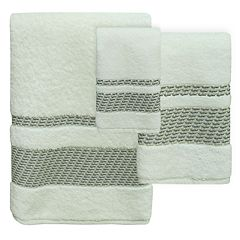 Bacova Peyton Bath Towel Collection