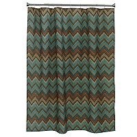 Bacova Sierra Shower Curtain Collection