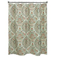 Bacova Peyton Damask Shower Curtain Collection