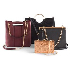 LC Lauren Conrad Runway Collection Handbag Collection