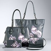 Simply Vera Vera Wang Floral Handbag Collection