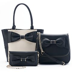 Apt. 9® Holiday Bow Handbag Collection