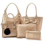 Celebration in Gold Handbag Collection
