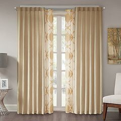 Madison Park Belson & Capella Window Treatments