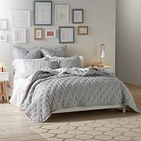 LC Lauren Conrad Ruffle Coverlet Collection