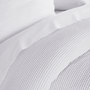 Simply Vera Vera Wang Waffle Comforter Collection