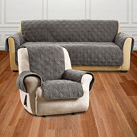 Sure Fit Non-Slip Waterproof Slipcover Collection