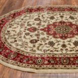 Infinity Home Barclay Medallion Kashan Rug